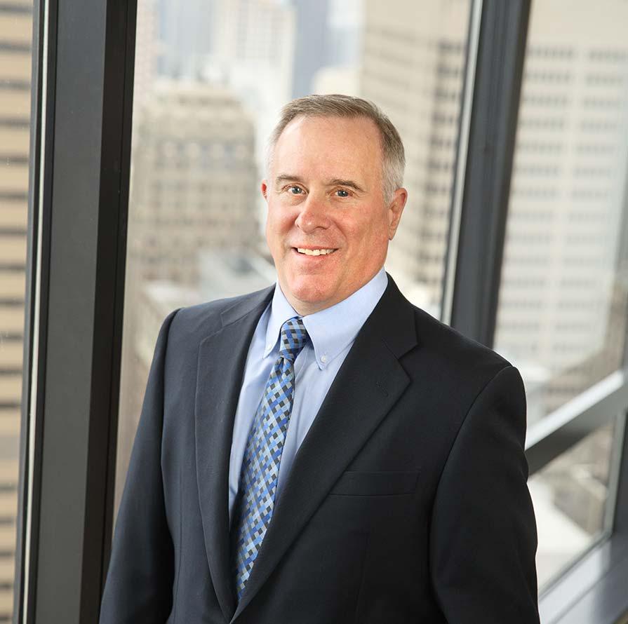 Paul R. Cressman Jr. Headshot