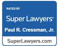 Super Lawyers Paul R. Cressman