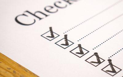 checklist-4-22-19